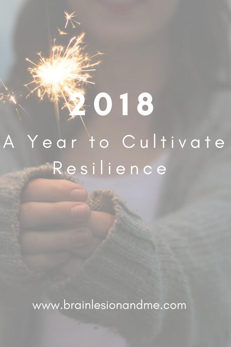 2018: A Year to Cultivate Resilience