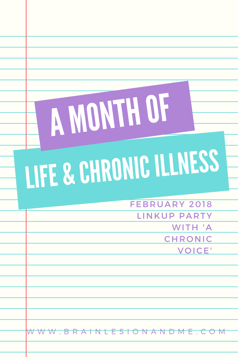 A Month of Life & Chronic Illness