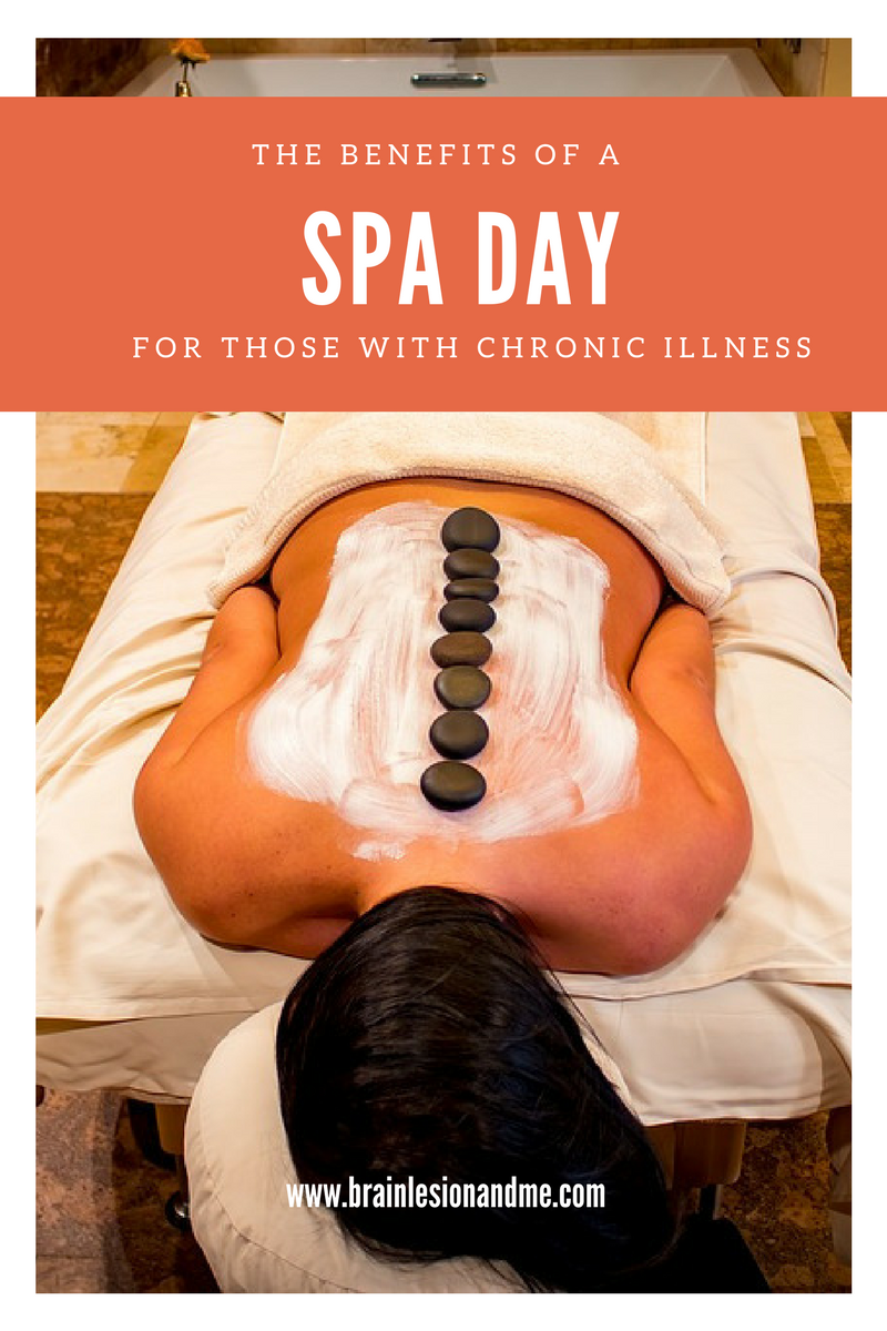 The Benefits of a Spa Day for Those With Chronic Illness