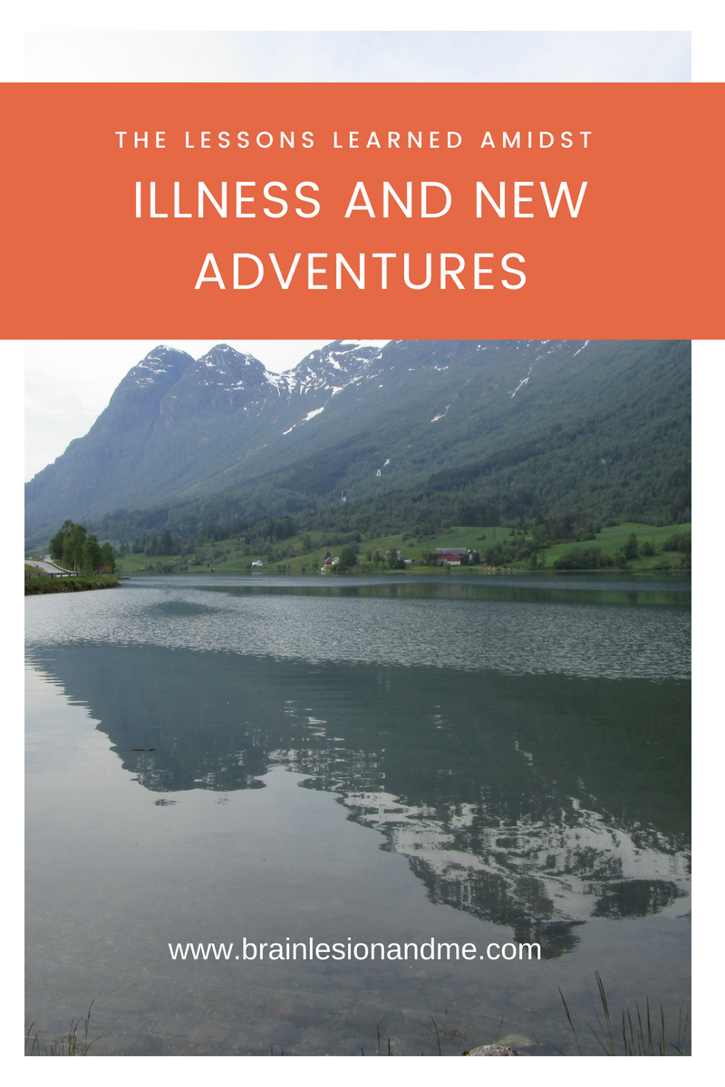 The Lessons Learnt Amidst Illness and New Adventures